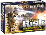 The Dalek Invasion Of Earth Risk Board Game