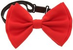 Doctor Who Red Bow Tie