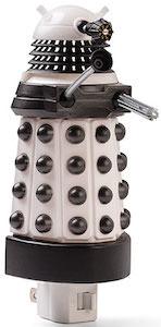 white Dalek night light