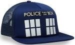 Doctor Who Tardis baseball cap
