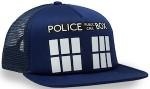 Doctor Who Tardis baseball cap