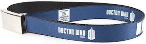 Doctor Who Tardis belt