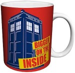 dr. who Tardis Bigger On The Inside Mug