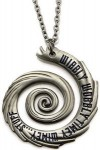 Doctor Who Wibbly Wobbly necklace