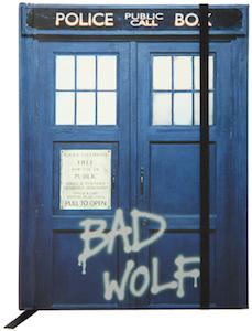 Dr. Wo Tardis Bad Wolf Journal