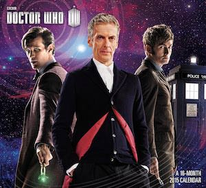 Doctor Who 2015 Wall Calendar