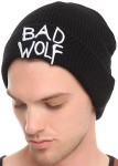 Doctor Who Bad Wolf Beanie Hat