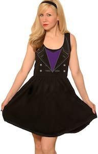 become the 9th Doctor Who with this costume dress