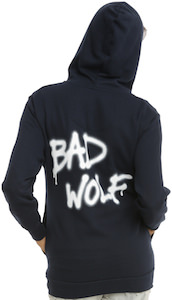 Doctor Who Bad Wolf Girls Hoodie