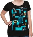 Doctor Who Dalek Frenzy Video Game T-Shirt