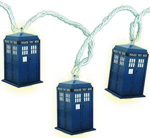 Dr. Who Tardis String Lights