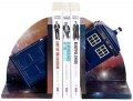 Doctor Who Tardis Bookends