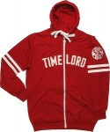 Doctor Who Red Time Lord Hoodie