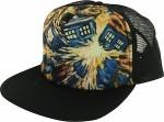 Doctor Who Exploding tardis baseball cap