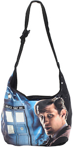 Doctor Who 11th Doctor Hobo Bag