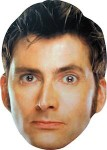Doctor Who David Tennant 10th Doctor Mask