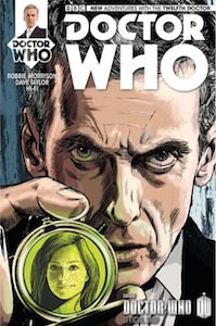 The Twelfth Doctor Comic Book Issue #1