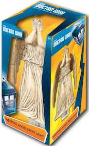 Weeping Angel Night Light