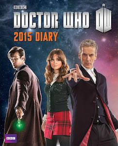 Doctor Who 2015 week Planner