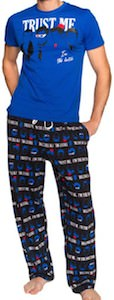 Dr. Who Trust Me I'm The Doctor Pajama Set