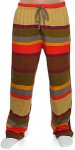 Dr. Who 4th Doctor's Scarf Pajama Pants