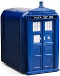 Dr. Who Tardis Mini Fridge