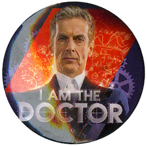 I am the (12th) Doctor
