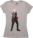 Doctor Who 12th Doctor 100% Rebel Time Lord women's T-Shirt
