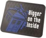 Doctor Who Tardis Rubber Doormat
