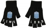 Dr. Who Time Lord Tardis Fingerless Gloves
