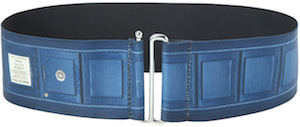 Doctor Who Tardis Stretch Belt