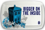 Doctor Who Tardis Bigger On The Inside Serving Tray