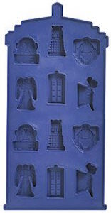 Doctor Who Chocolate Mold