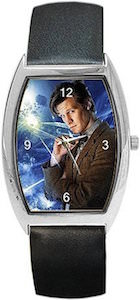 Dr Who 11th Doctor Matt Smith Watch
