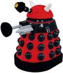 Dr. Who Red Dalek Vinyl Figurine