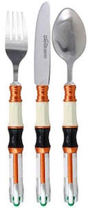 Dr. Who Sonic Screwdriver Cutlery Set