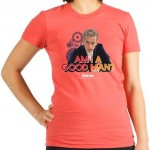 Doctor Who 12th Doctor Am I A Good Man Women's T-Shirt