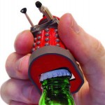 Doctor Who Red Dalek Shaped Bottle Opener With Sound