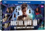 Doctor Who The Complete Matt Smith Years Blu-Ray Set