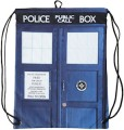 Doctor Who Tardis Cloth Back Sack