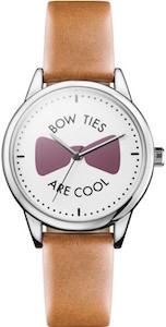 Bow Ties Are Cool Wrist Watch