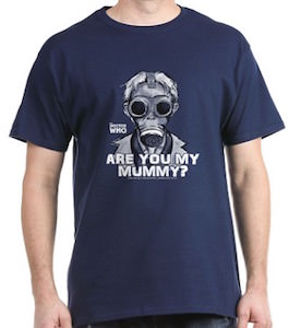 fd3777572 Doctor Who Are You My Mummy T-Shirt