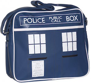 Dr. Who Tardis Retro Bag