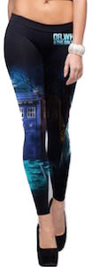Dr. Who And The Daleks Leggings