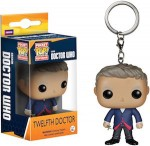 Doctor Who 12th Doctor Pocket Pop! Key Chain