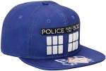 Doctor Who Tardis Bad Wolf Snapback Hat
