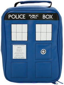 Tardis Lunch Bag