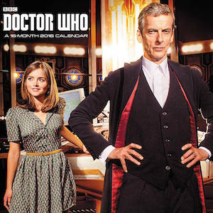 2016 Doctor Who Wall Calendar
