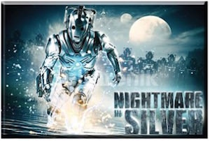 Doctor Who Nightmare In Silver Cybermen Magnet