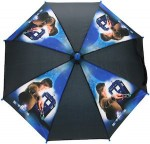 Doctor Who The 11th Doctor And The Tardis Kids Umbrella